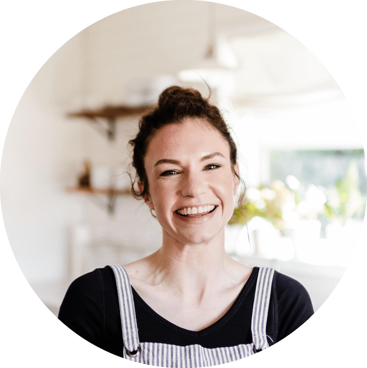 Kim Fox, recipe developer
